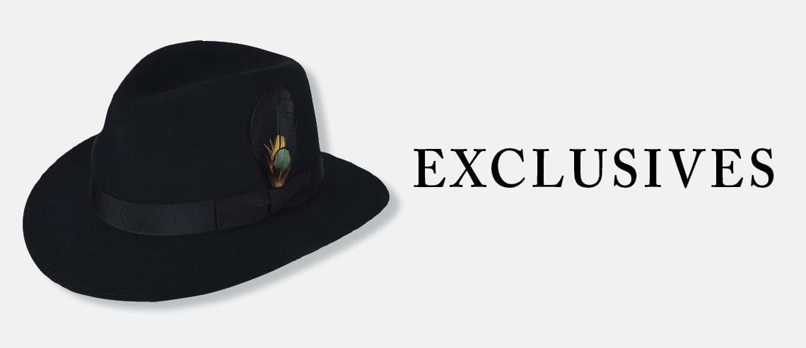 HATS.com Exclusives