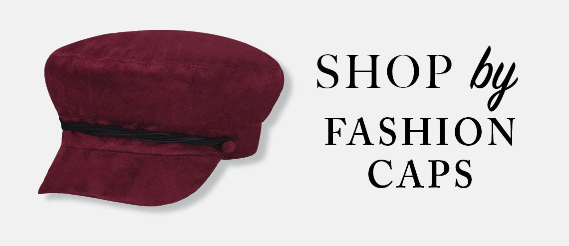 Shop for Fashion Caps