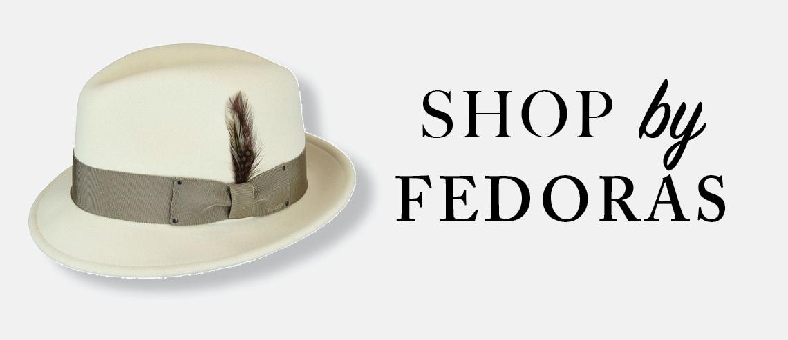 Shop for Fedoras