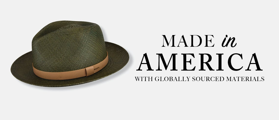 Shop American Made with Globally Sourced Materials