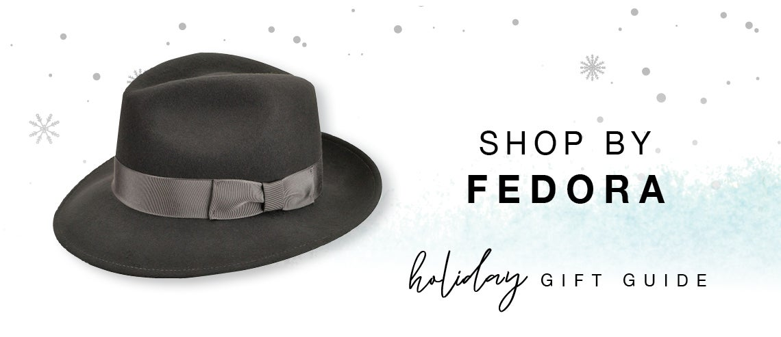 Shop for Fedoras