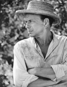 hats.com Frank Sinatra straw hat
